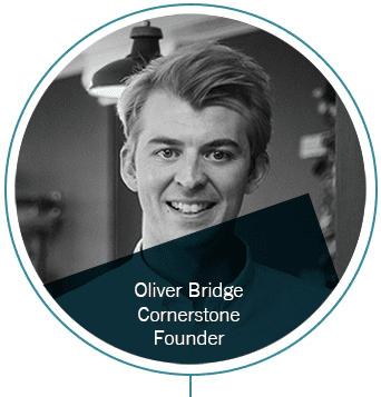 Oliver Bridge - Cornerstone Founder