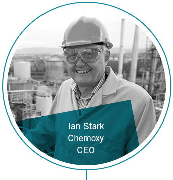 Ian Stark CEO at Chemoxy