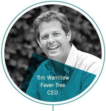 Tim Warrillow, Fever-Tree, CEO and Co-founder