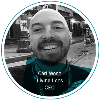 Carl Wong, CEO at LivingLens