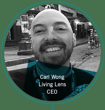 Carl Wong, LivingLens, CEO