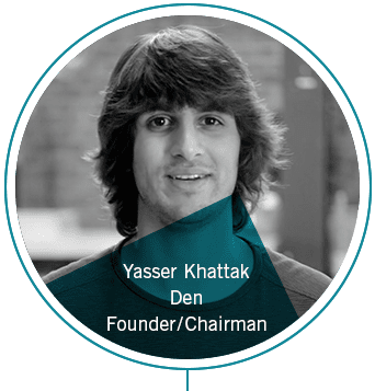 Yasser Khattak, Den, Founder and Chairman