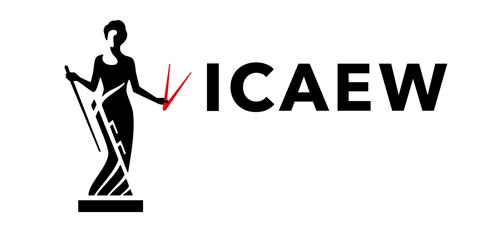 The Institute of Chartered Accountants in England and Wales (ICAEW) Logo