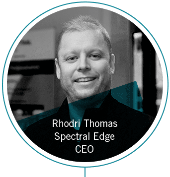 Rhodri Thomas CEO at Spectral Edge