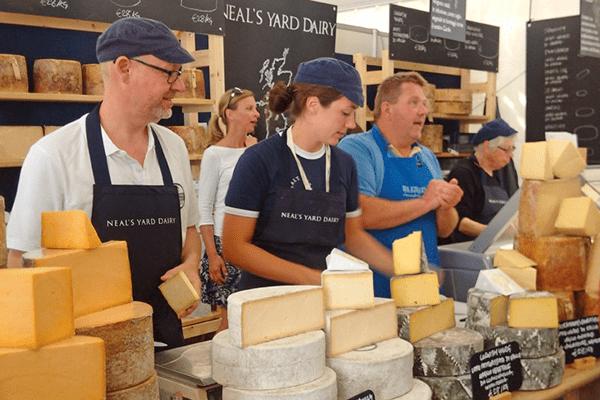 Mrs Kirkham's Lancashire Cheese
