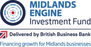 Midlands Engine Investment Fund (MEIF) Logo