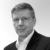 A headshot of Ken Cooper - Managing Director, Venture Capital Solutions