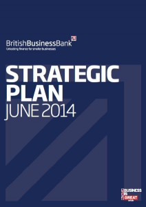 British Business Bank Strategic Plan - British Business Bank ...