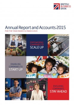 BBB Annual report and accounts report cover 2015