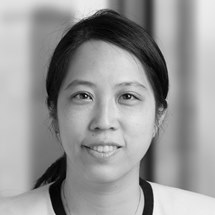 A head shot of Alice Hu Wagner - Managing Director, Strategy Economics and Business Development at British Business Bank