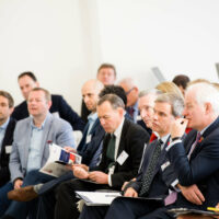 The audience at the BBB Vital Ingredient for Growth event