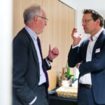 2 men speaking at the BBB Vital Ingredient for Growth event