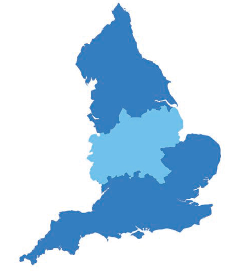 MEIF map