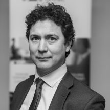 A headshot of Graeme Fisher - Managing Director, Policy and Government Relations at BBB