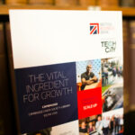 Brochure for the vital ingredient for growth event