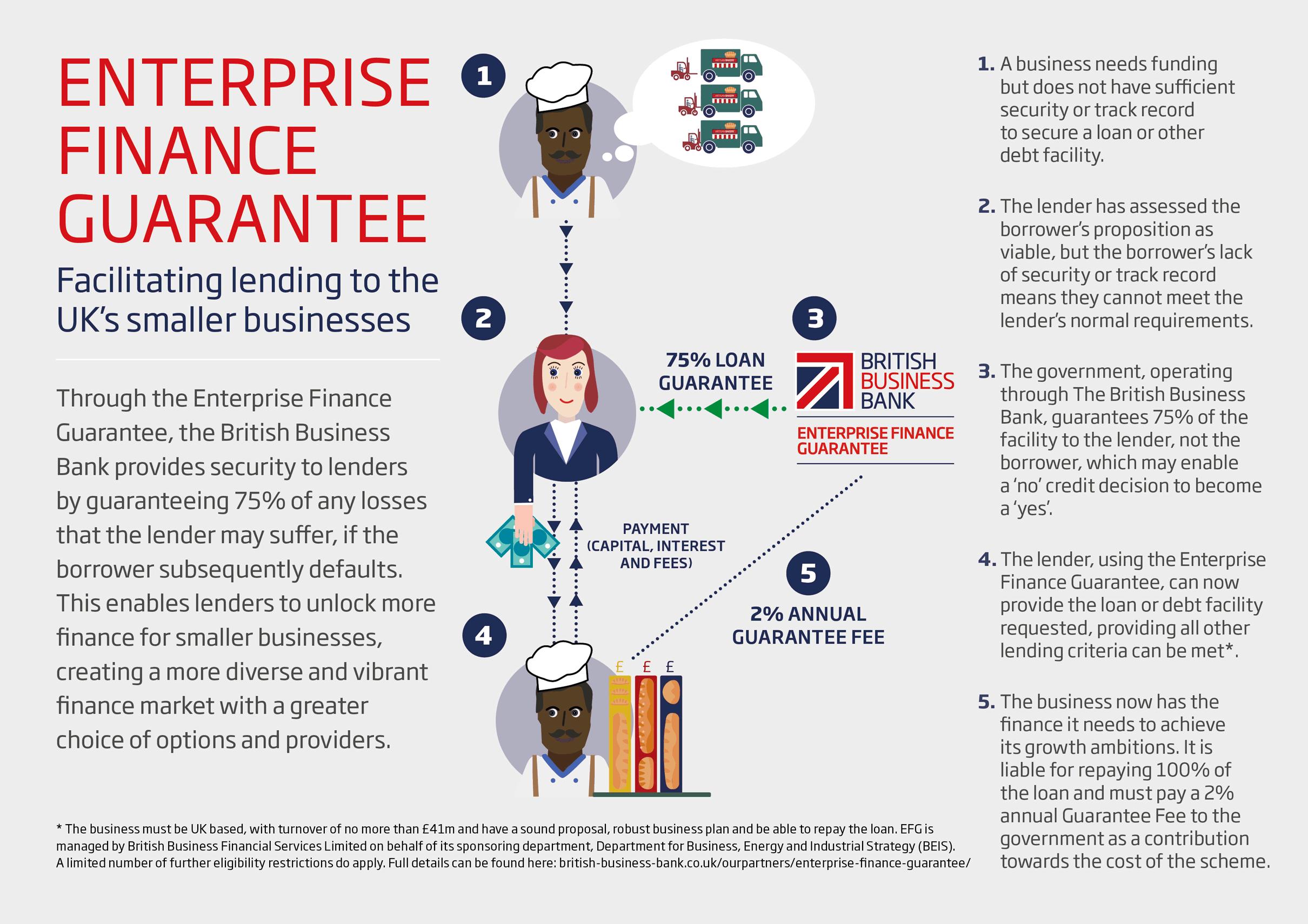 EFG infographic