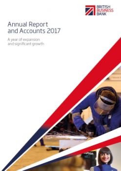 BBB Annual report and accounts report cover 2017