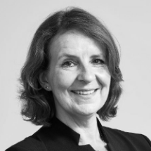A head shot of Amanda Rendle Non Executive Director at British Business Bank