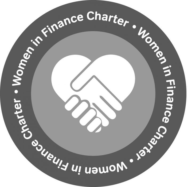 Logo: Women in Finance Charter