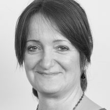 A headshot of Alison Fletcher - Head of Internal Audit at BBB