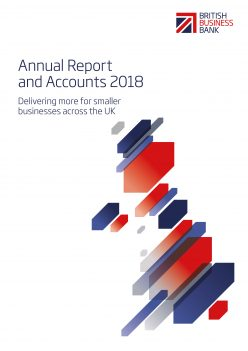 BBB Annual report and accounts report cover 2018