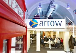 Arrow - case study - Entrance-PhoneBox
