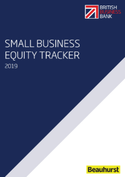 BBB Small Business Equity Tracker 2019 report cover