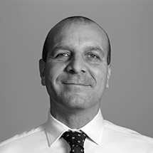 A headshot of Richard Bearman - Managing Director, Start Up Loans