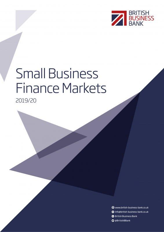 Small Business Finance Markets Report 2020