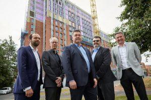 Dave Tindal, British Business Bank, Pete Sorsby, Mercia, Nick Clayton, AISS Ltd, Alan Stanley, UKSE, Chris Mangle, Custom Business Finance Ltd