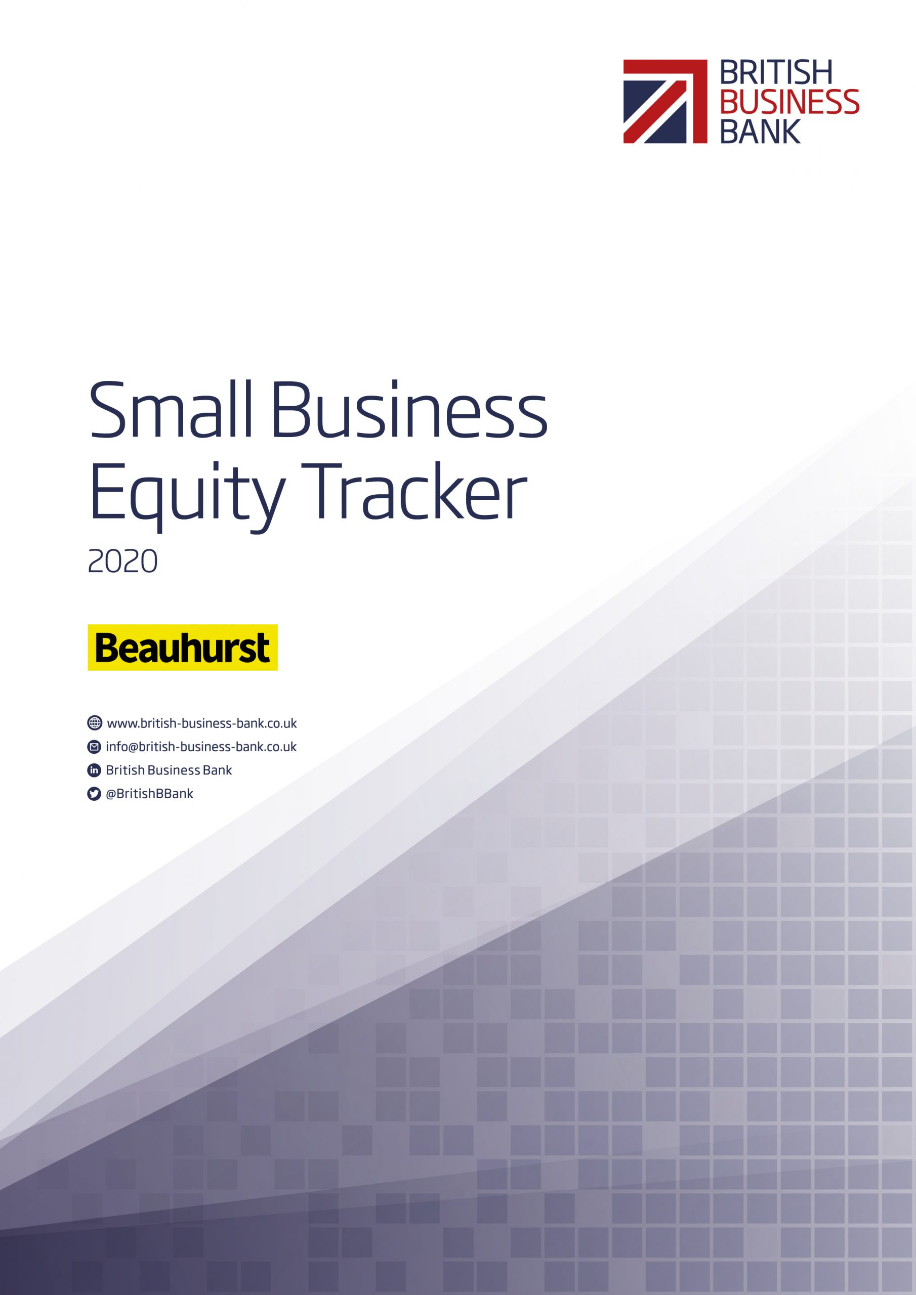 Small Business Equity Tracker 2020