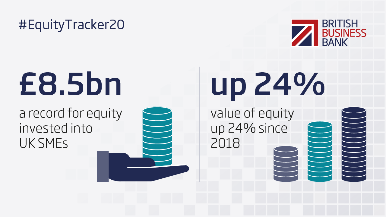 Equity Tracker 2020 infographic