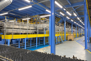 A VIG2019 factory that specialises in technical machinery and equipment