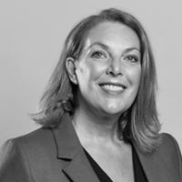 A headshot of Judith Hartley - Interim CEO, British Business Investments, British Patient Capital