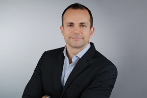 Andreas Hartmann, co-founder and CEO of Vaix