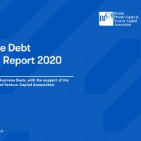 BBB Private Debt Report 2020 Widescreen COVER