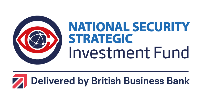 National Security Strategic Investment Fund programme logo
