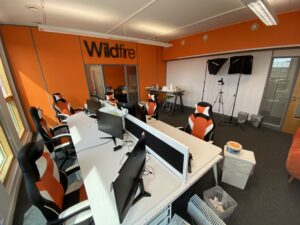 Wildfire Marketing office