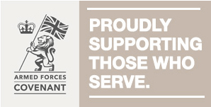 Logo: Armed forces covenant