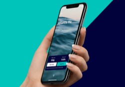 Primary Bid app on smart phone